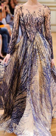 Zuhair Murad Haute Couture | F/W 2013 ♥