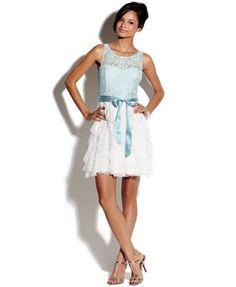 Cute! :3 : http://www1.macys.com/shop/product/teeze-me-juniors-dress-sleeveless-ruffled-lace?ID=819838&CategoryID=18109&LinkType=#fn=DRESS_OCCASION%3DGuest%20of%20Wedding%26sp%3D1%26spc%3D39%26ruleId%3D65%26slotId%3D15