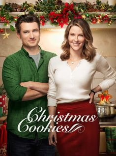 """Its a Wonderful Movie - Your Guide to Family Movies on TV: 'Christmas Cookies' - a Hallmark Channel Original """"Countdown to Christmas"""" Movie starring Jill Wagner & Wes Brown!"""
