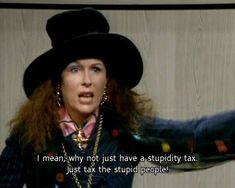 It's Edwina (Jennifer Saunders) from Absolutely Fabulous with another pearl of wisdom. Man, I got to look for some clips of Patsy and Edwina to post. One of the best TV shows ever! British Humor, British Comedy, Absolutely Fabulous Quotes, Absolutely Fabulous Birthday, Welsh, Patsy And Eddie, Edina Monsoon, Jennifer Saunders, Joanna Lumley