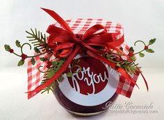 """KC Impression Obsession Circle Greeting Cutout Set - Impression Obsession """"Last Minute Holiday Gifts"""" Challenge"""