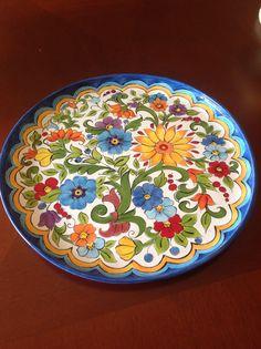 Plate by Jennifer Pantin