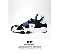 The Genealogy of Nike Training - Page 5 of 6 - SneakerNews.com Vintage Advertisements, Vintage Ads, Michael Vick, Bo Jackson, Nike Lunar, Genealogy, Trainers, High Top Sneakers, Menswear
