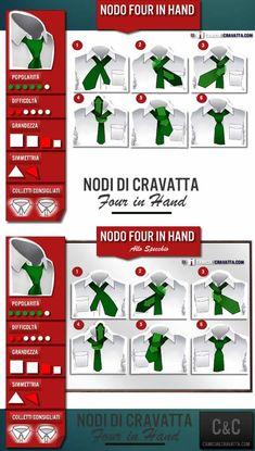 Come Fare Il Nodo Alla Cravatta #consulenza #immagine #modena