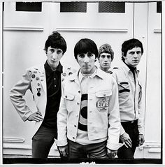 """The Who in their """"mod"""" phase. Loved """"I Can See For Miles"""" and the rock opera Tommy."""