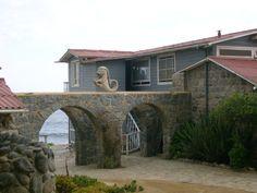 La Isla Negra, casa de Pablo Neruda