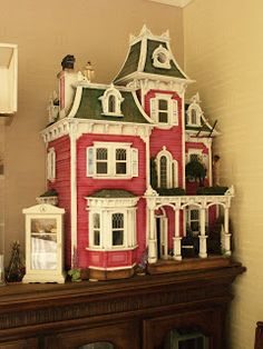 My obsession with houses...