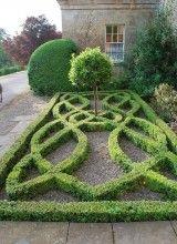 boxwood knot Garden, just beautiful
