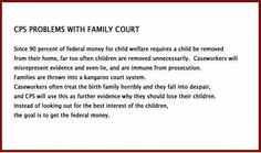 Divorce Help – Vital Steps to Recovering From a Divorce Kangaroo Court, Divorce With Kids, Child Protective Services, Family Court, Emotional Pain, Family First, Raising Kids, Children, Poor Kids