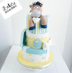 Galupy Unique Cakes, Elegant Cakes, Baby Boy Cakes, Baby Shower Cakes, Cupcakes, Cupcake Cakes, Beautiful Cakes, Amazing Cakes, Cake Designs For Kids