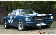 1966 Shelby Mustang GT350 SCCA B-Production Racing Car | United States