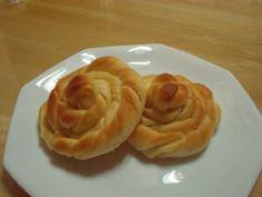 ボール一つで生地作り:渦巻きクリームパン by アシガン 簡単作り方/料理検索の楽天レシピ