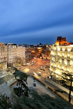 Villa Real is located in Madrid's cultural heart. #Jetsetter Villa Real Hotel (Madrid, Spain)