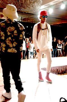 MSGR REAL CLOTHES FASHION SNOW @ SHANGRI-LA HOTEL TOKYO  2015.10.10 ~ 11 MIDNIGHT  「 KING OF HOUSE NYC - RECEPTION PARTY 」 シャングリラ ホテル東京 AM 02:00〜02:15  真夜中のファッションショー