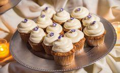 Edgy Dark Purple + Gray Wedding in Tennessee | Modernly Wed