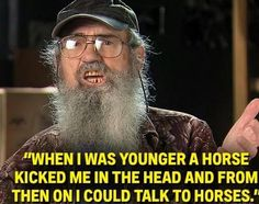 Duck Dynasty on A&E added a new photo. Duck Dynasty on A&E - Funny Duck - Funny Duck meme - - Duck Dynasty on A&E added a new photo. Duck Dynasty on A&E The post Duck Dynasty on A&E added a new photo. Duck Dynasty on A&E appeared first on Gag Dad. Robertson Family, Phil Robertson, Duck Dynasty Family, Psych Memes, Memes Humor, Beard Quotes, Funny Duck, Duck Calls, Duck Commander