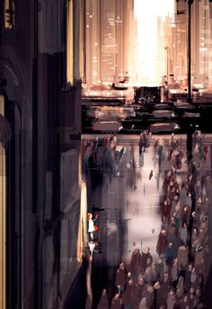 The invisible girl. Pascal Campion