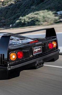 Ferrari F40 by Gas Monkey Garage
