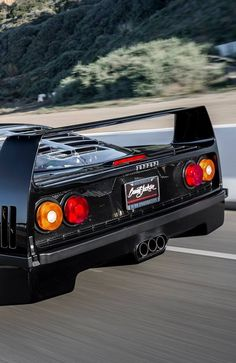 Ferrari F40 by Gas Monkey Garage