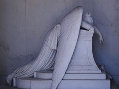 SYMBOLISM (the angels are dead aka the world has gone to shit, there is no one to protect us now.)