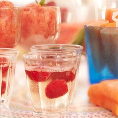 Try this Prosecco and Raspberry Jelly recipe by Chef Rachel Allen. This recipe is from the show Rachel Allen: All Things Sweet.