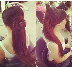 Fashion #hairstyle