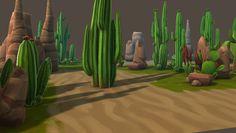 Asset Store - Cactus Pack