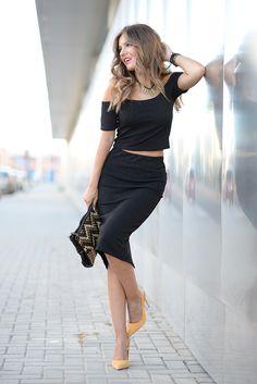 sexyblack ARDRA BLACK #kissmylook