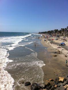 Oceanside Beach, CA
