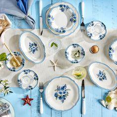 Karaca Nostalji 26 Parça Kahvaltı Takımı Karaca My Design, Plates, Tableware, Instagram, Licence Plates, Dishes, Dinnerware, Plate, Dish