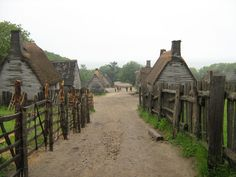 Awesome place to see....all players there in period character & dress.... Plymouth Plantation Ma