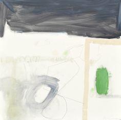 "Brian Coleman, ""Nantahala Dreaming"", Mixed Media on Canvas, 30x30 - Anne Irwin Fine Art"