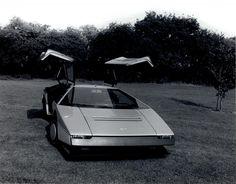 1980 Aston Martin Bulldog Concepto Imagen