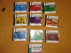 Grande enciclopedia multimediale Futura,10 cd,completa