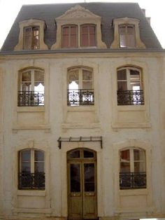La maison~Image via - Un Jour à la Campagne