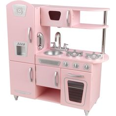 You'll love the 2 Piece Urban Adventure Play Kitchen Set at Wayfair - Great Deals on all Toys  products with Free Shipping on most stuff, even the big stuff.
