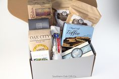 Southern Oak Gift Co. Made in NC Goodies
