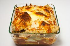 How to Make The Best Eggplant Parmesan Recipe