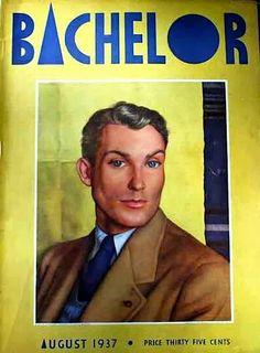 ~Bachelor Magazine, 1937 | House of Beccaria~
