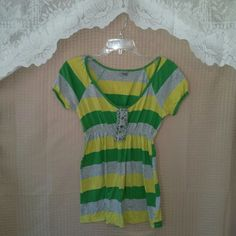 Striped blouse Preloved / in excellent condition Daytrip Tops Blouses