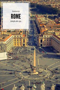Vaticaanstad mag je niet missen tijdens een stedentrip Rome. Bekijk alle tips voor een bezoek aan Vaticaanstad en omzeil de wachtrijen.