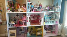 American girl diy dollhouse