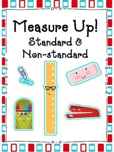 **Free for the first 50 downloads!**This activity has 3 differentiated activities with the same cards. 2 sets of items to measure, one with wit...