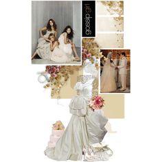 Gossip Girl Wedding, created by retrocat1 on Polyvore