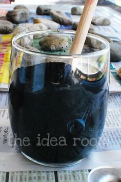 DIY Chalk Paint - Any Color & Only 2 Ingredients - All Natural & Good