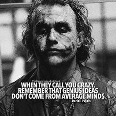 The Joker - Heath Ledger Quotes Best Joker Quotes. The Joker - Heath Ledger Quotes. Why So serious Quotes. Dark Quotes, Wisdom Quotes, True Quotes, Great Quotes, Motivational Quotes, Inspirational Quotes, Qoutes, Heath Ledger Quotes, Heath Ledger Joker