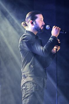 Avi Kaplan - Photo by Christy Haygood. He embodies my dream man.