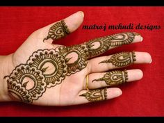 Matroj Mehndi Designs – Henna Tattoos Mehendi Mehndi Design Ideas and Tips Henna Hand Designs, Best Mehndi Designs, Simple Mehndi Designs, Mehndi Designs For Hands, Leg Mehndi, Legs Mehndi Design, Mehndi Design Pictures, Henna Mehndi, Mehendi