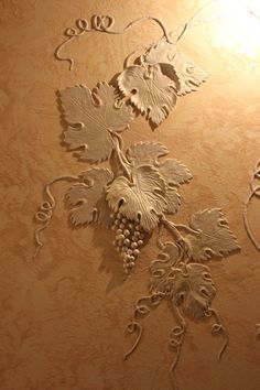 Plaster Sculpture, Plaster Art, Plaster Walls, Wall Sculptures, Sculpture Art, Deco Design, Wall Design, Wal Art, Paperclay