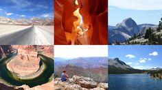 Amerika: De mooiste Nationale Parken. Deel 1.
